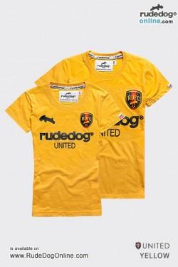 United สีเหลือง