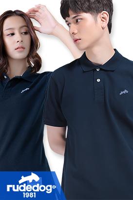 rudedog® Air Flow Spandex Polo Couple